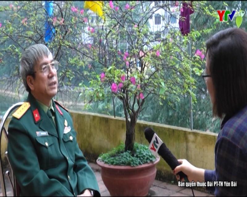 Phỏng vấn Đại tá Hán Văn Tình, Phó Chủ tịch Hội Cựu chiến binh tỉnh về cuộc chiến tranh bảo vệ biên giới phía Bắc Tổ quốc