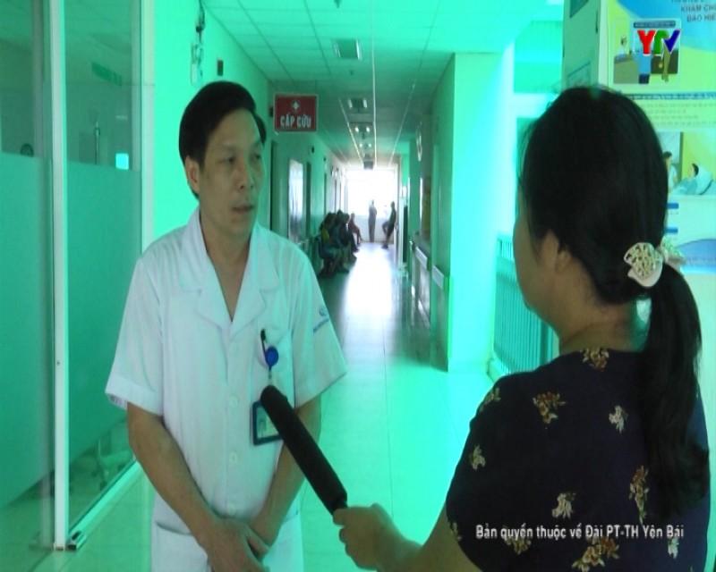 Bác sỹ CK2 Nông Văn Hách, Trưởng khoa Nội AB thông tin về bệnh nhiễm vi khuẩn Whitmore